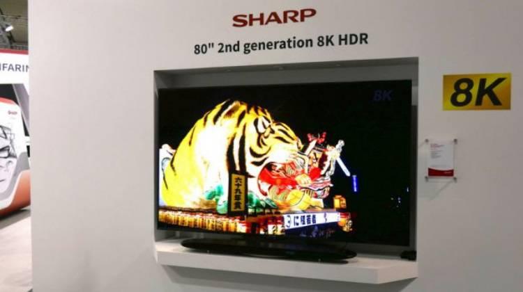 Sharps-AX1-LED با بهترین تلویزیونهای 8K معرفی شده در نمایشگاه IFA 2018 آشنا شوید