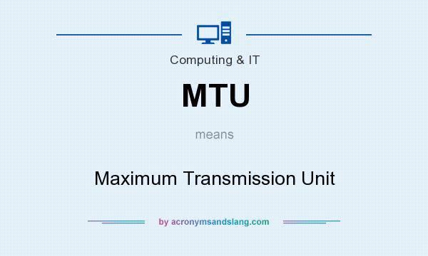 WHat-is-MTU-2 MTU چیست و چگونه با تنظیم آن سرعت اینترنت خودمان را افزایش دهیم؟!