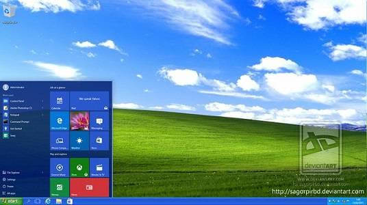 XP-Themes معرفی بهترین تمها برای ویندوز 10