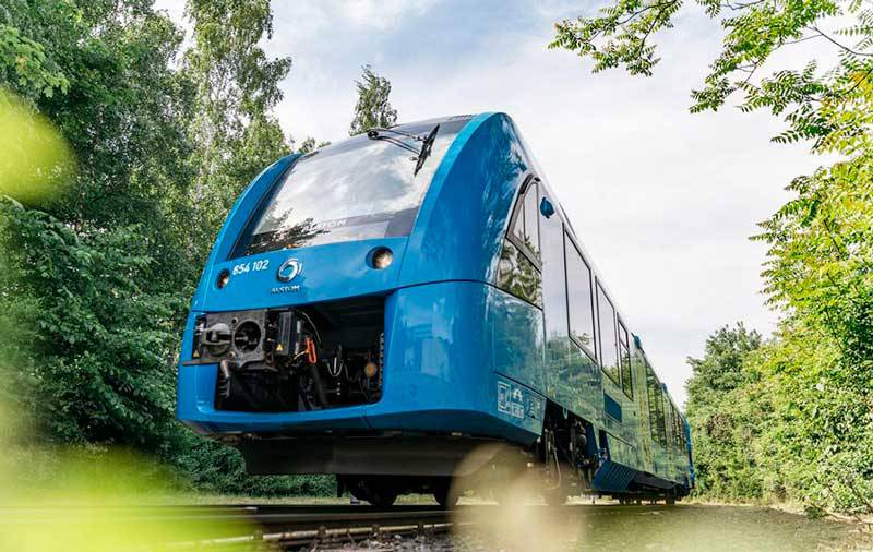 alstom_train_main اولین قطار پاک مجهز به سلول سوخت هیدروژنی به شبکه ریلی آلمان پیوست