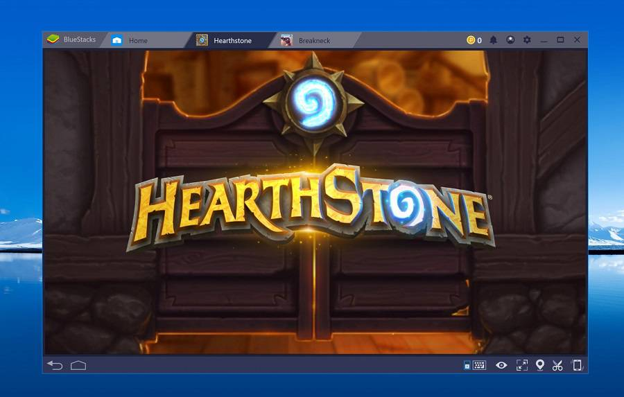 bluestacks-hearthstone بررسی شبیه ساز BlueStacks 4: عرضه بهترینهای اندروید بر روی سیستمعامل ویندوز