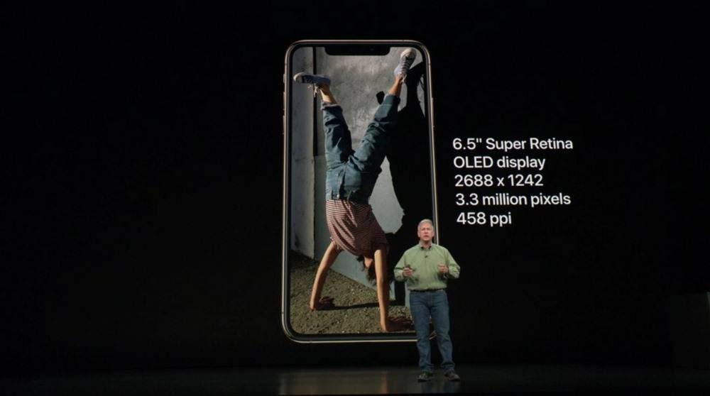 iphone-Xs-2-Copy-1000x558 آیفون Xs و آیفون Xs مکس رسما معرفی شدند: کمحاشیههای بزرگ و کوچک اپل!