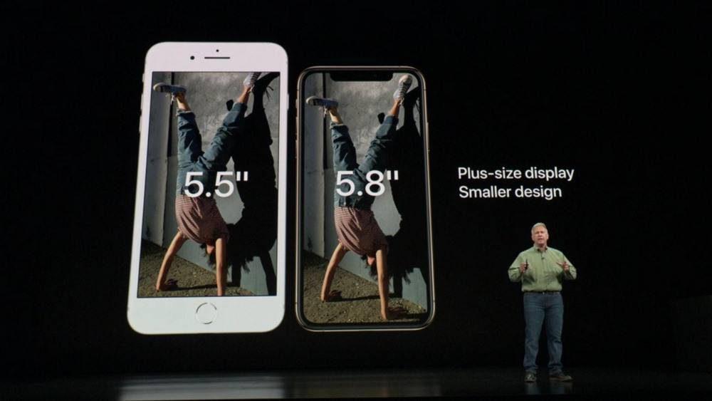 iphone-Xs-3-Copy-1000x563 آیفون Xs و آیفون Xs مکس رسما معرفی شدند؛ کمحاشیههای بزرگ و کوچک اپل