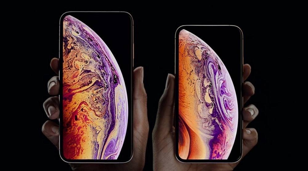 iphone-Xs-6-Copy-1000x556 آیفون Xs و آیفون Xs مکس رسما معرفی شدند؛ کمحاشیههای بزرگ و کوچک اپل