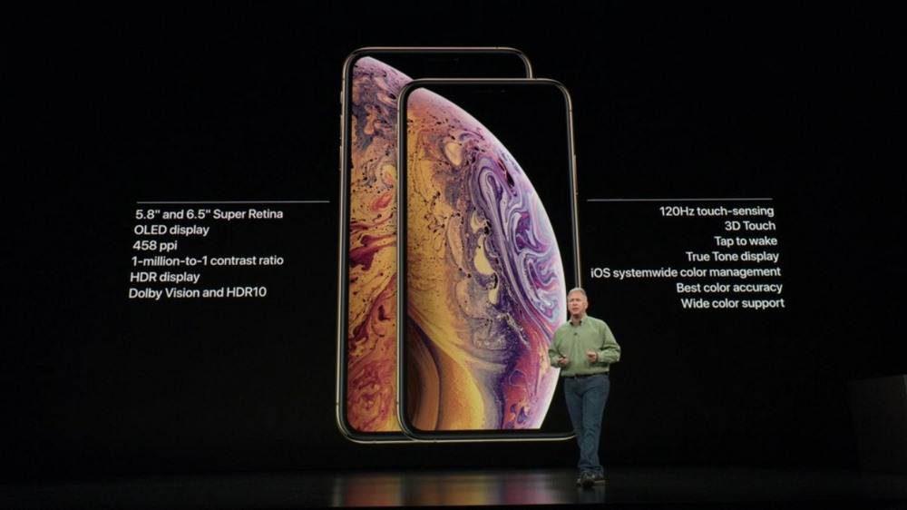 iphone-Xs-Copy-1000x562 آیفون Xs و آیفون Xs مکس رسما معرفی شدند؛ کمحاشیههای بزرگ و کوچک اپل