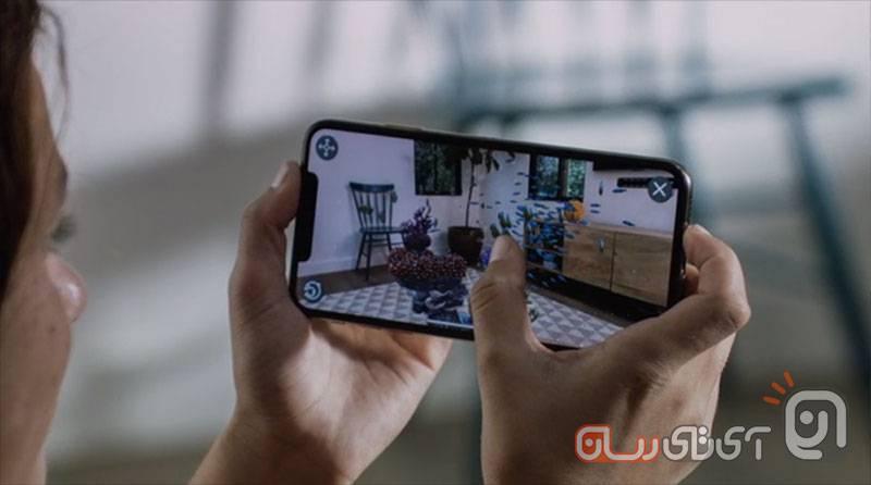 iphone-xs-max-1 مقایسه آیفون Xs مکس با گلکسی نوت 9 سامسونگ: غول پیکرهای هزار دلاری از شرق و غرب!