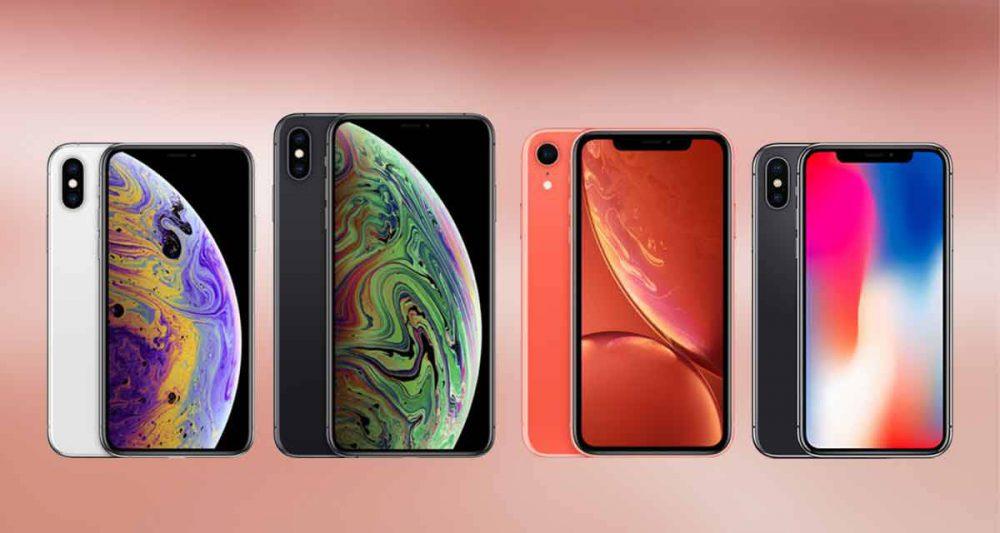 iphone-xs-xs-max-xr-compare-1200px-1000x533 تفاوت آیفون Xr با آیفون Xs و آیفون Xs مکس اپل در چیست؟!