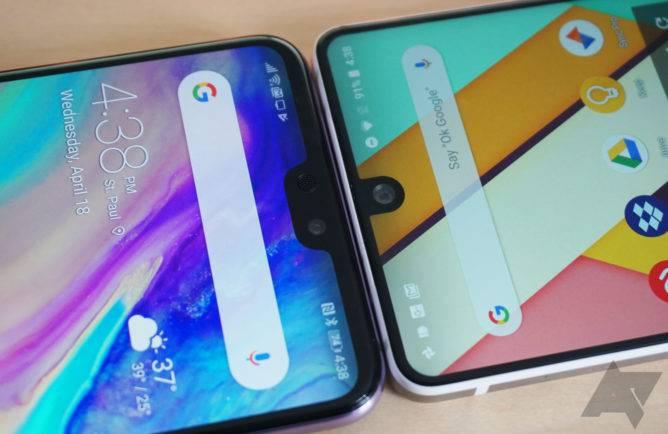 notch1-668x434 7 رویکرد نامناسب در صنعت گوشیهای هوشمند