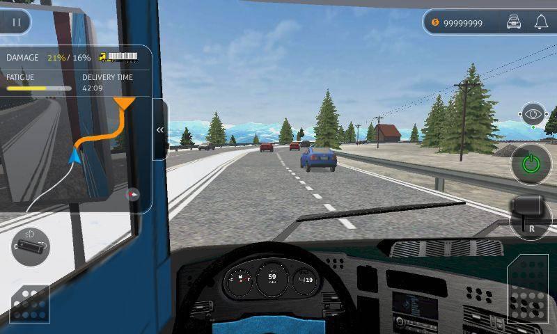 1445766385_truck-simulator-pro-2016-simulyator-dalnoboyschika بهترین بازیهای شبیه سازی اندروید را بشناسید