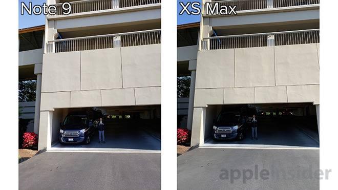 4363666B-F788-452F-85D9-445F36E45F0D مقایسه دوربین آیفون XS مکس و گلکسی نوت 9 سامسونگ