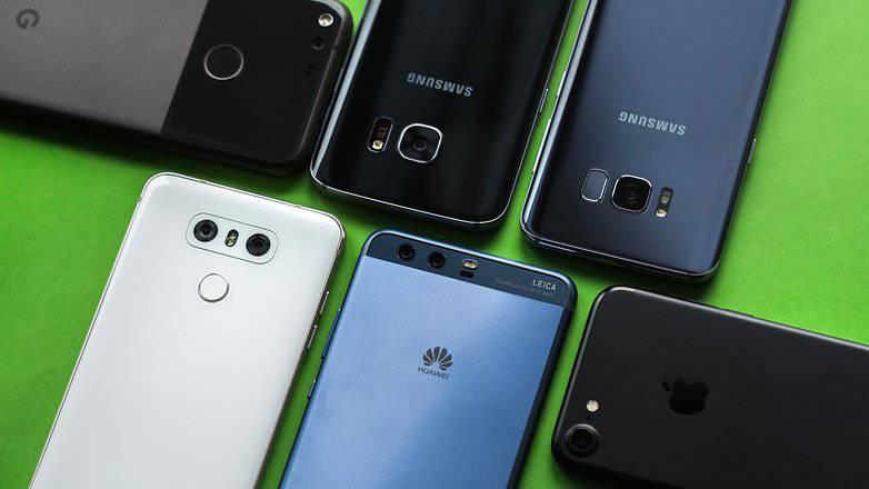 AndroidPIT-BEST-SMARTPHONES-2017-2638-w782 از اپل تا اوپو: کدام برند اسمارتفون دارای بزرگترین پایگاه طرفداران وفادار است؟