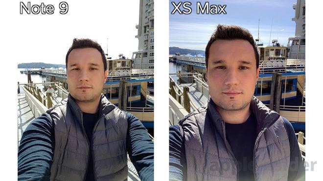 B944C8B0-F9A7-434A-A61E-29F08E3E7CEE مقایسه دوربین آیفون XS مکس و گلکسی نوت 9 سامسونگ