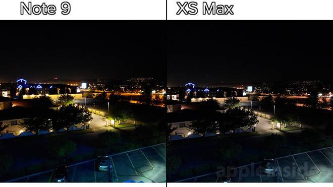 CD5A2A5C-96E0-490C-A0A5-92286DD7FEFE مقایسه دوربین آیفون XS مکس و گلکسی نوت 9 سامسونگ