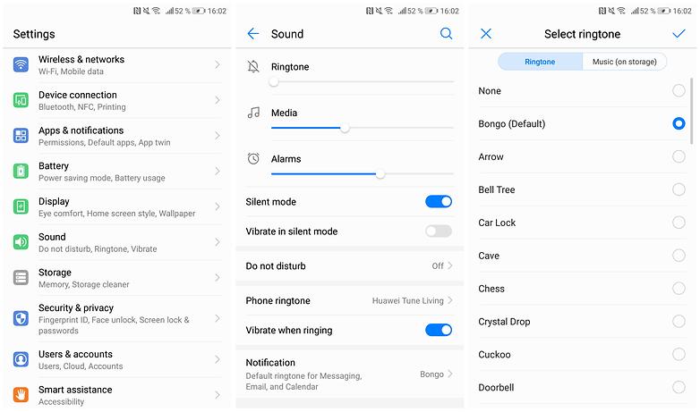 Change-default-Android-notification-tone آموزش تغییر صدای اعلانها در گوشیهای اندرویدی