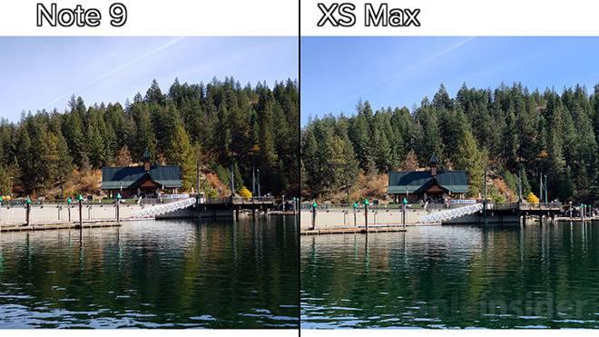 DE185A36-1077-4FDB-88E1-FBFD4997D5C0 مقایسه دوربین آیفون XS مکس و گلکسی نوت 9 سامسونگ