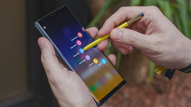 Galaxy-Note9 مشکلات اصلی گلکسی نوت 9 سامسونگ و روشهای حل آنها