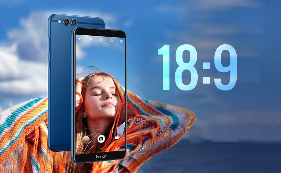 Honor-7X تلاش سارندگان موبایل برای ارایه صفحه نمایش بزرگ و بی حاشیه