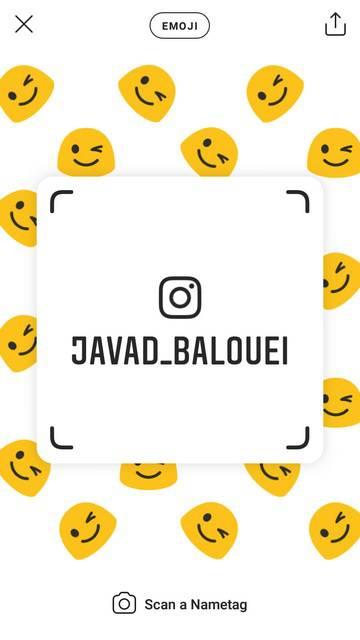 Instagram-Nametag-2-Copy جدیدترین آپدیت اینستاگرام با معرفی قابلیت جدید Nametags منتشر شد
