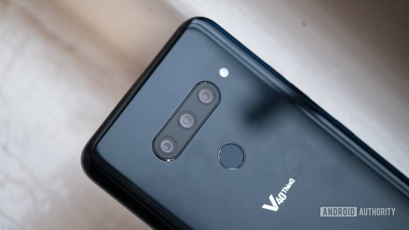 LG-V40-thinQ-camera-array-840x472 5 اسمارتفون مجهز به دوربینهای پشتی با زاویهدید گسترده برای علاقهمندان به عکاسی پرسپکتیو
