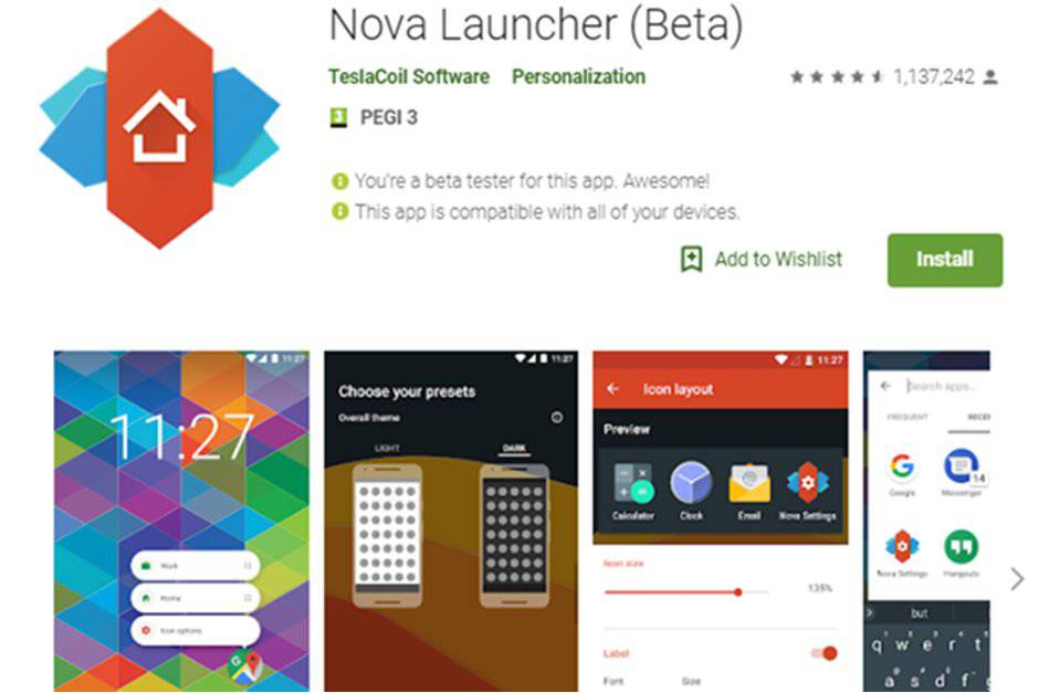 Latest-Nova-Launcher-6.0-beta-brings-some-nifty-new-features آخرین آپدیت نوا لانچر 6.0 با ویژگیهای جدید و جذاب منتشر شد