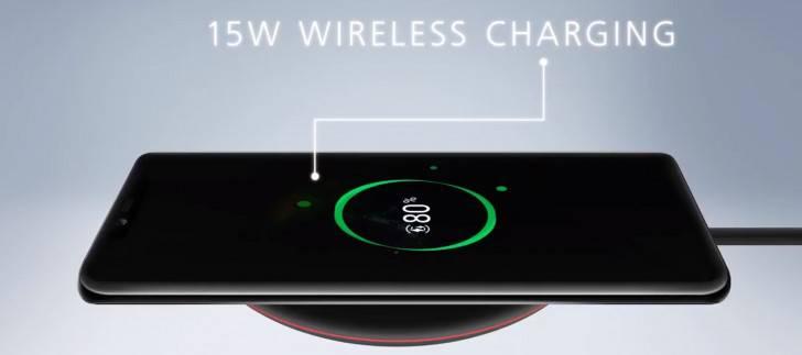 Mate-20-Wireless-charger هواوی میت 20 و میت 20 پرو با تراشه کایرین 980 و دوربین سهگانه معرفی شدند