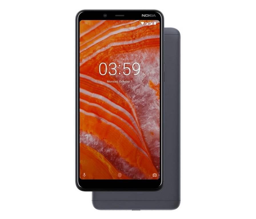 Nokia-3.1-Plus-Baltic نوکیا 3.1 پلاس با نمایشگر 6 اینچی و دوربین دوگانه رسما معرفی شد