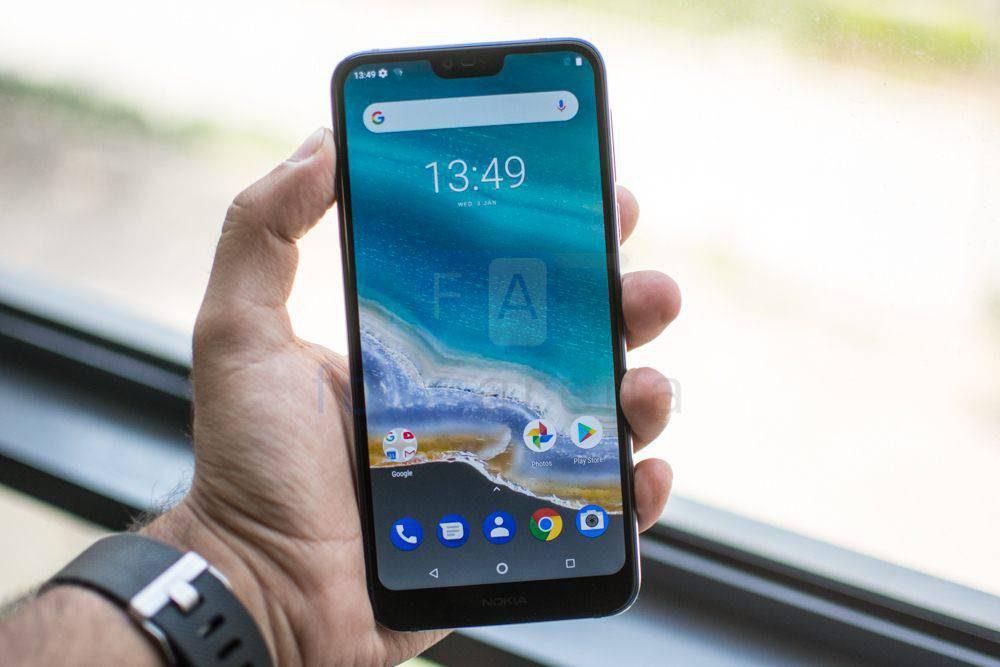 Nokia-7.1-Plus-1000x667 مقایسه مشخصات سه گوشی نوکیا 6 (2018)، نوکیا 7.1 و الجی G7 وان