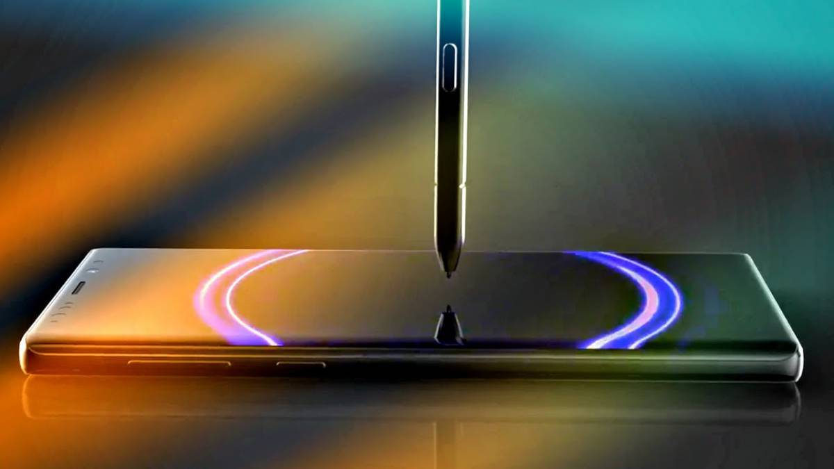 Note-10 گلکسی نوت 10 نمایشگر بزرگتری نسبت به آیفون Xs مکس خواهد داشت!