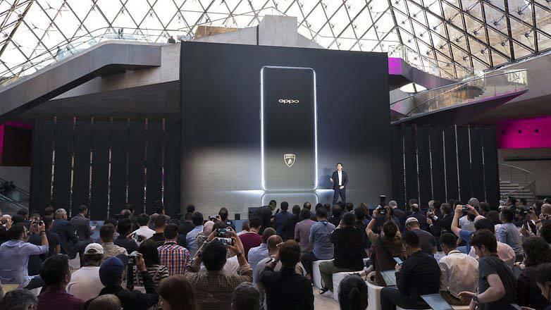 OPPOEVENT6-w782 شارژ شدن 41 درصد از باتری گوشی در 10 دقیقه: به آینده خوش آمدید!