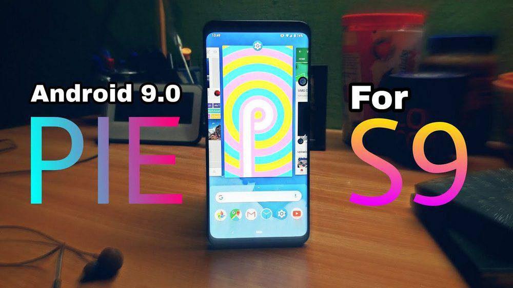 S9-Plus-Copy-1000x562 چگونه اندروید 9 را بر روی گوشی گلکسی S9 پلاس نصب کنیم؟