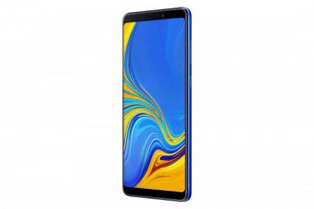 Samsung-Galaxy-A9-2-450x300 گلکسی (A9 (2018 سامسونگ با دوربین چهارگانه رسما معرفی شد