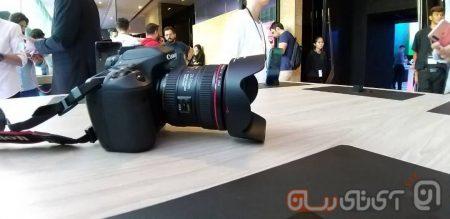 Samsung-Galaxy-A9-2018-Preview-Mojtaba-5-450x219 بررسی اولیه گلکسی A9 2018 سامسونگ: نخستین گوشی دنیا با دوربین چهارگانه!