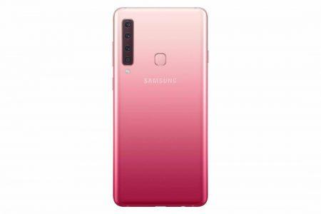 Samsung-Galaxy-A9-3-450x300 گلکسی (A9 (2018 سامسونگ با دوربین چهارگانه رسما معرفی شد