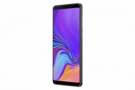 Samsung-Galaxy-A9-4-450x300 گلکسی (A9 (2018 سامسونگ با دوربین چهارگانه رسما معرفی شد