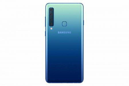 Samsung-Galaxy-A9-6-450x300 گلکسی (A9 (2018 سامسونگ با دوربین چهارگانه رسما معرفی شد