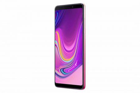 Samsung-Galaxy-A9-7-450x300 گلکسی (A9 (2018 سامسونگ با دوربین چهارگانه رسما معرفی شد