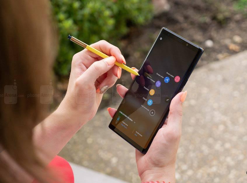 Samsung-Galaxy-Note-9-Review-020-1 آشنایی با تمام قابلیتهای قلم S Pen در گوشی گلکسی نوت 9