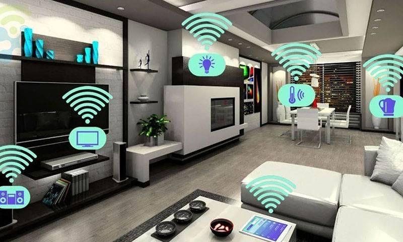 Smart-Tech-1200x720 5 دستگاه خانگی که تشعشعات الکترومغناطیس بیشتری از آنتنهای موبایل دارند!