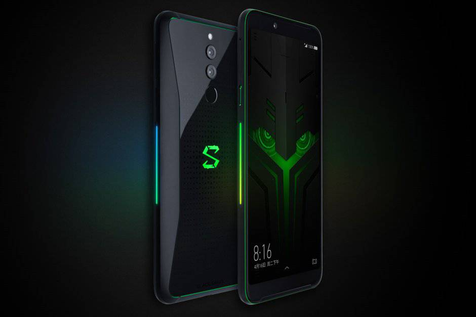 Xiaomi-Black-Shark-Helo-announced-Refined-design-with-10GB-of-RAM شیائومی بلک شارک هلو با طراحی جدید و 10 گیگابایت رم معرفی شد!