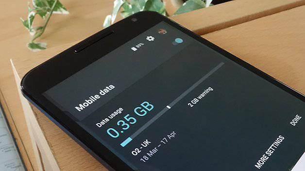 androidpit-nexus-6-data-usage-w628 چگونه میزان مصرف دیتای خود را در دستگاههای اندرویدی مشاهده کنیم؟