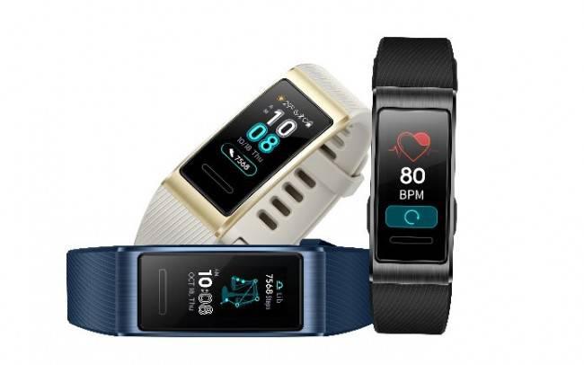 band-pro-3 ساعت هوشمند هواوی واچ GT و مچبند هواوی بند 3 پرو رسما معرفی شدند