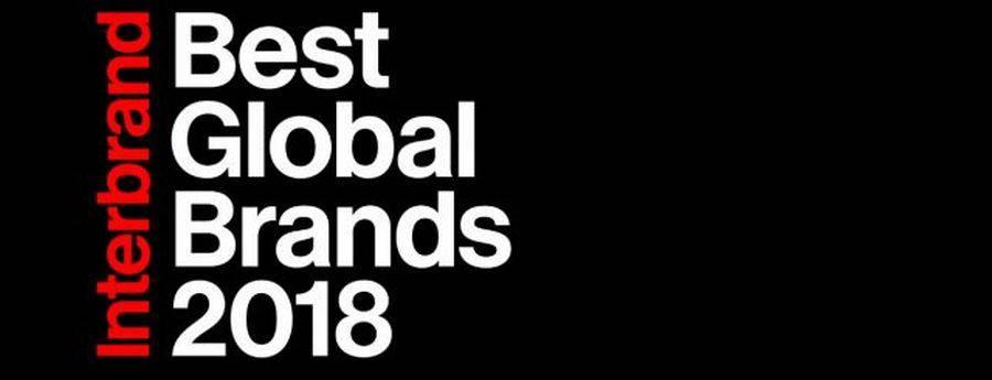 best-brands-in-the-world معتبرترین برندهای جهان در سال 2018؛ اپل در صدر، هواوی در رده شصت و هشتم!