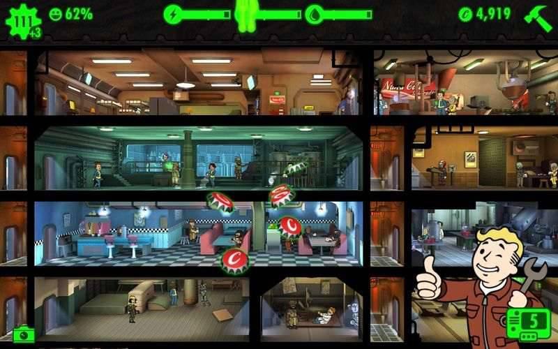 fallout-shelter-16108-6 بهترین بازیهای شبیه سازی اندروید را بشناسید