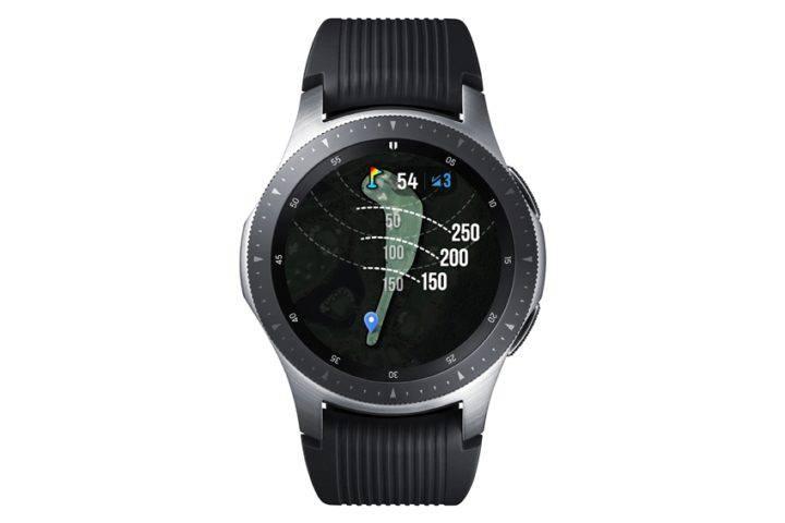 galaxy-watch-golf-edition-1 سامسونگ از ساعت هوشمند جدید گلکسی واچ گلف ادیشن رونمایی کرد