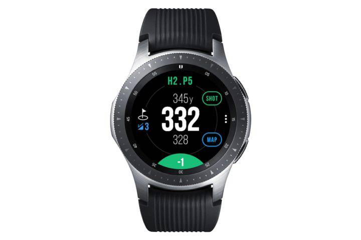 galaxy-watch-golf-edition-2 سامسونگ از ساعت هوشمند جدید گلکسی واچ گلف ادیشن رونمایی کرد