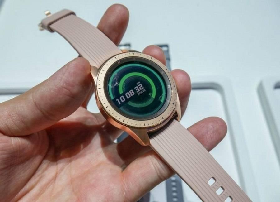 galaxy-watch سامسونگ از ساعت هوشمند جدید گلکسی واچ گلف ادیشن رونمایی کرد