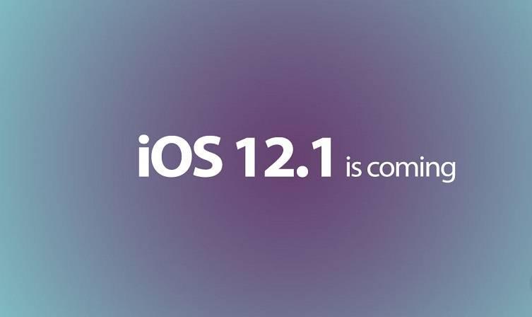 ios-12.1-coming-1200px نرخ بهروزرسانی به سیستمعامل آیاواس 12 (iOS 12) از مرز 75 درصد گذشت!