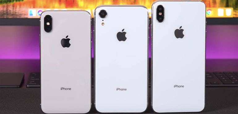 iphone-2018-sonny از سرگیری تولید آیفون قدیمی؛ اپل باز هم دست به دامن آیفون X شد!