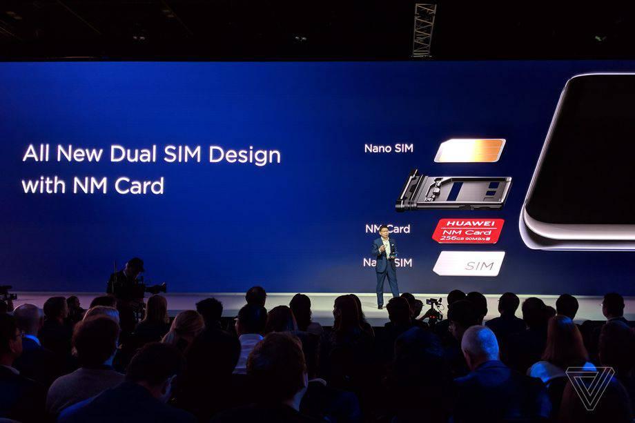 nano-memory-huawei-dual-sim هواوی کارتهای حافظه نانو مموری را جایگزین کارتهای میکرو SD میکند!