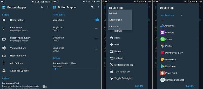 s7homebutton- چگونه کلید هوم گوشیهای اندروید را شخصیسازی کنیم؟